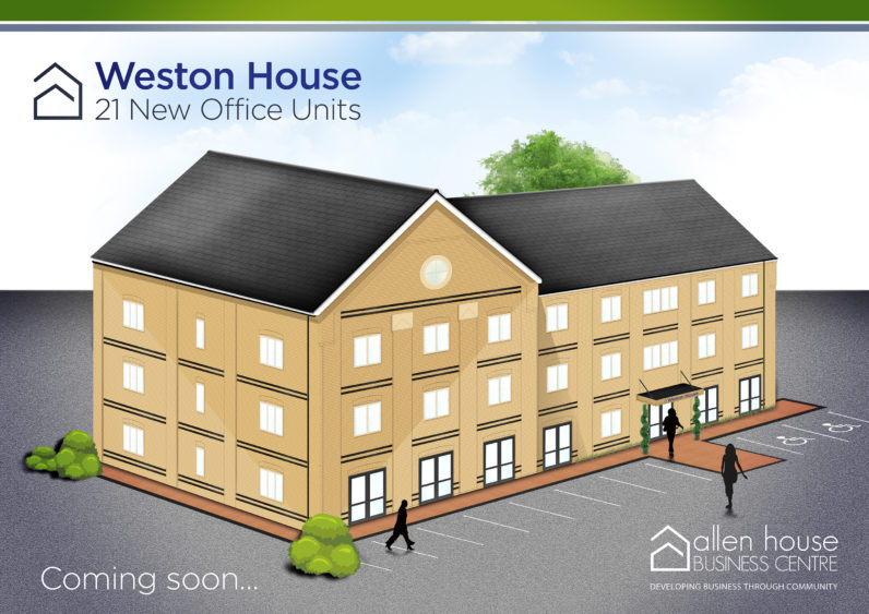 Announcing Weston House banner