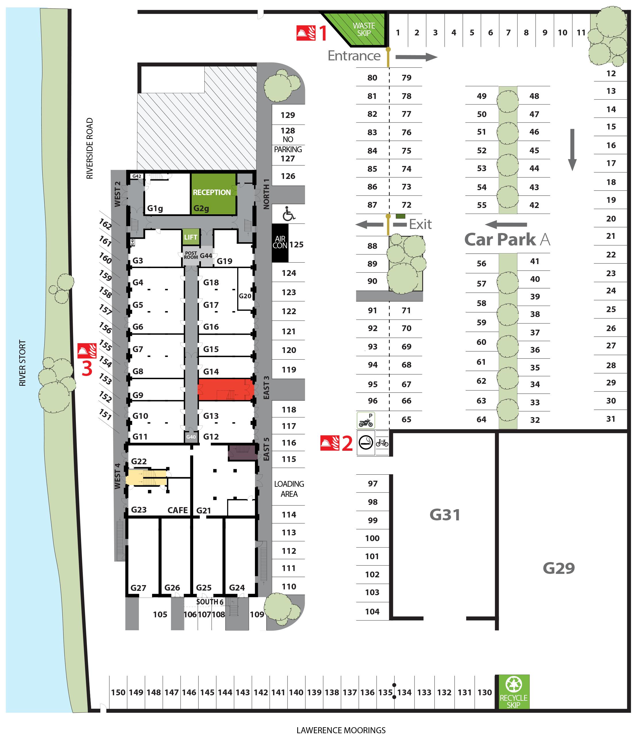 Car Park Plan